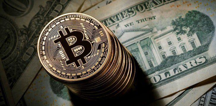 Bitcoins have no inherent or set value.