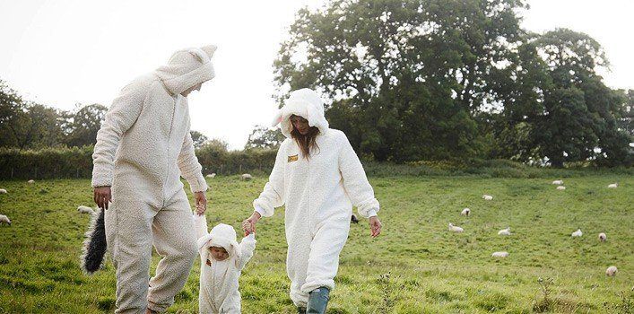 A Brief History of Onesies