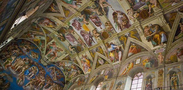 25 Fascinating Facts About The Sistine Chapel The Fact Site