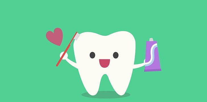 Oral health is linked to general health.