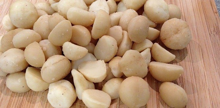 The Hawaiian macadamia nut does not actually come from Hawaii.
