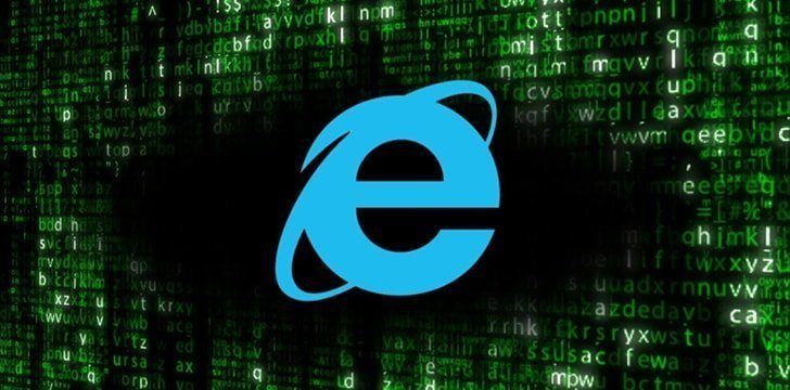 Recent versions of IE don't support XP.