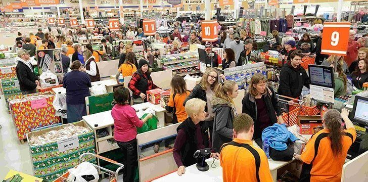 Holiday shoppers indirectly determined the date for Thanksgiving.