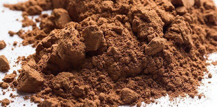 Eat dry cocoa powder.