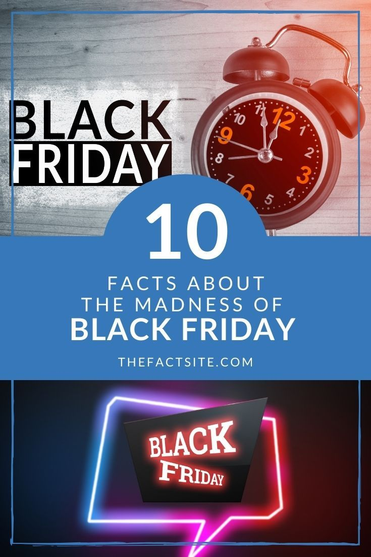10 Facts About the Madness of Black Friday