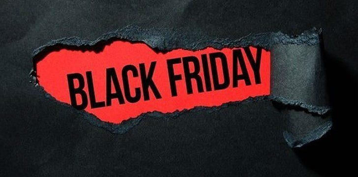 Black Friday is the busiest day of the year for plumbers.