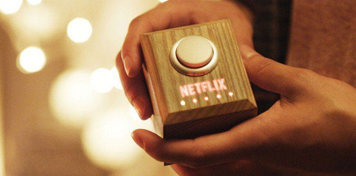 Netflix and Chill Button
