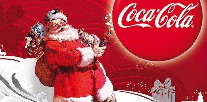 Santa Claus - Coca-Cola Ad