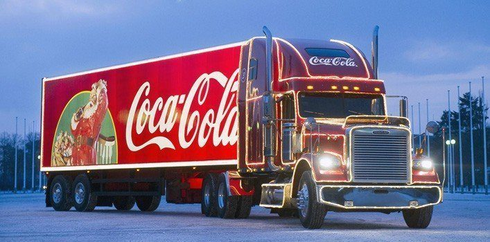 18 Facts About the Coca Cola Christmas Truck | The Fact Site