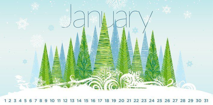 Special Holidays in January