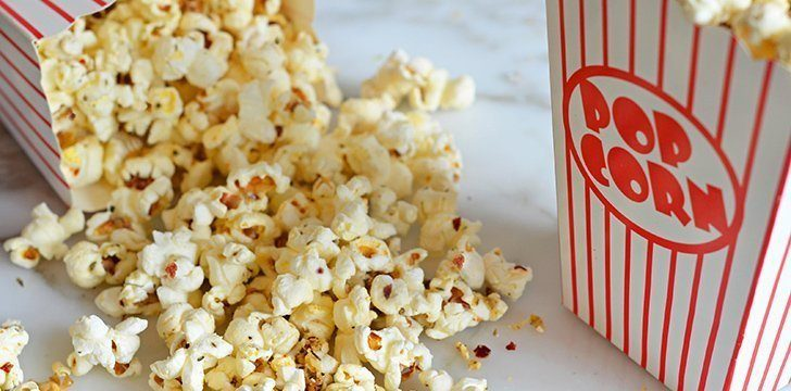 19th January - Popcorn Day.