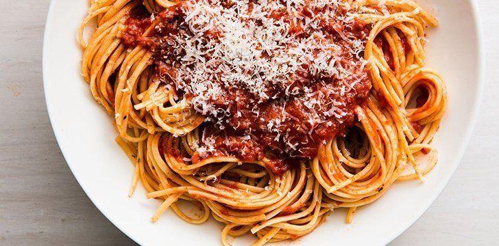 4th January - Spaghetti Day.