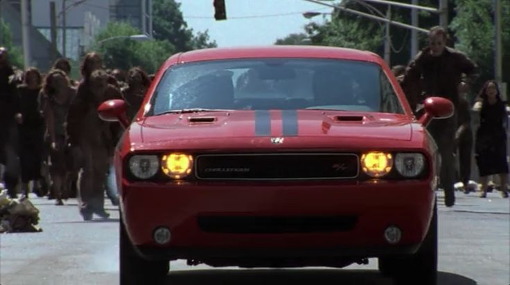 Glenn Rhee's Car