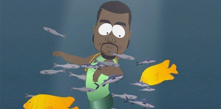 Kanye West is a Gay Fish (South Park)