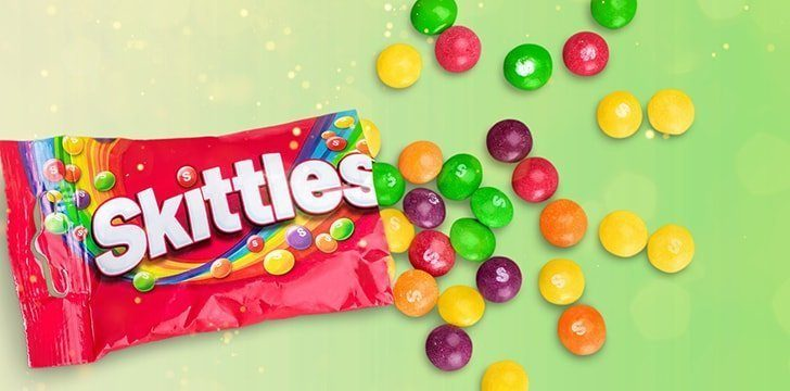 Skittles Around The World