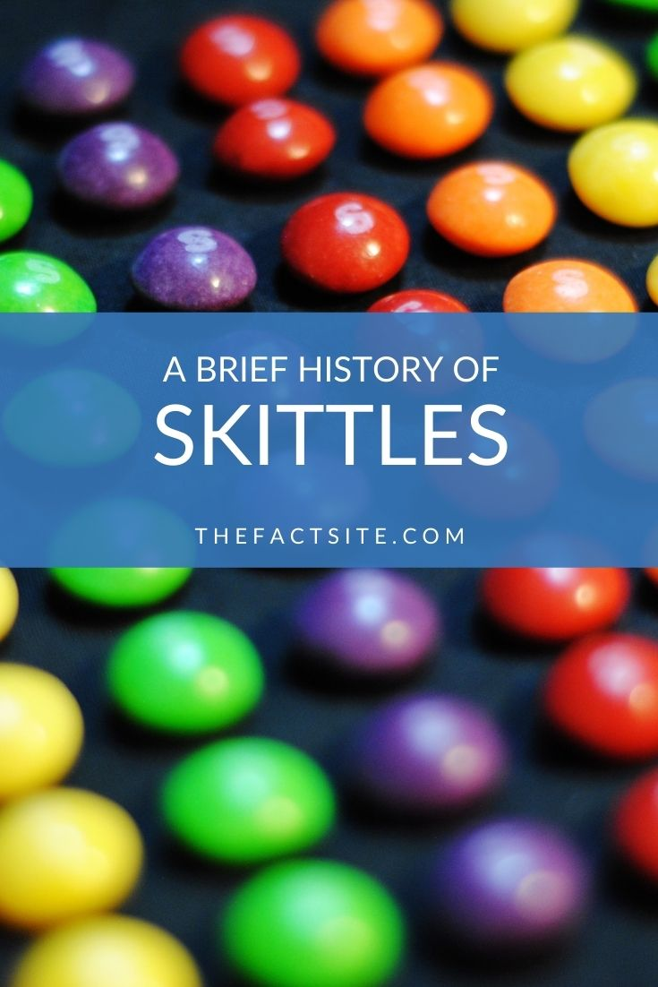A Brief History of Skittles