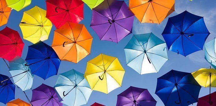 10th February - Umbrella Day.
