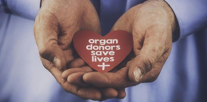 14th February - Organ Donor Day.