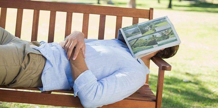 28th February - Public Sleeping Day.