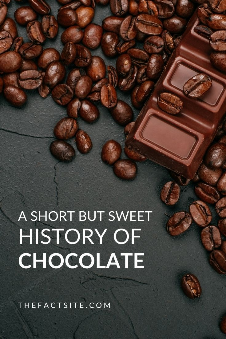 A 'Short but Sweet' History of Chocolate