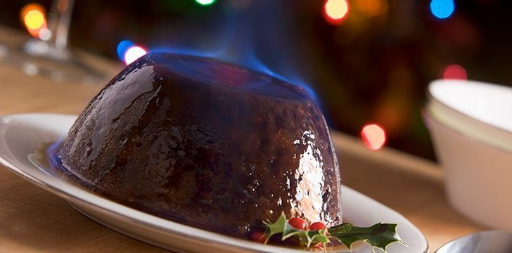 Plum Pudding Day