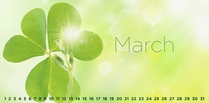 Special Holidays in March