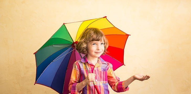 13th March - Open An Umbrella Indoors Day.
