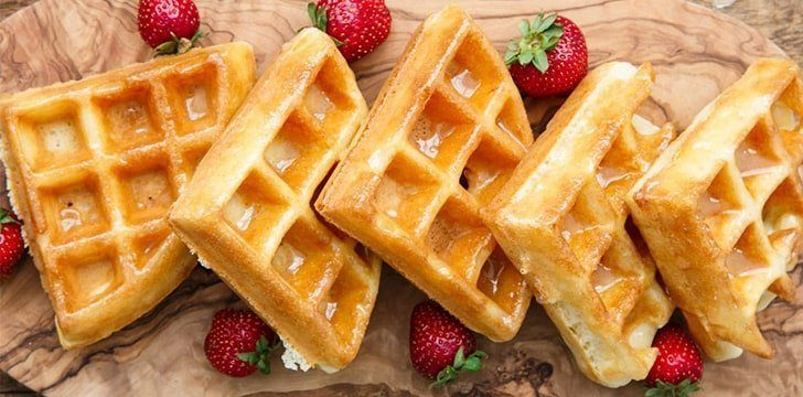25th March - Waffle Day.