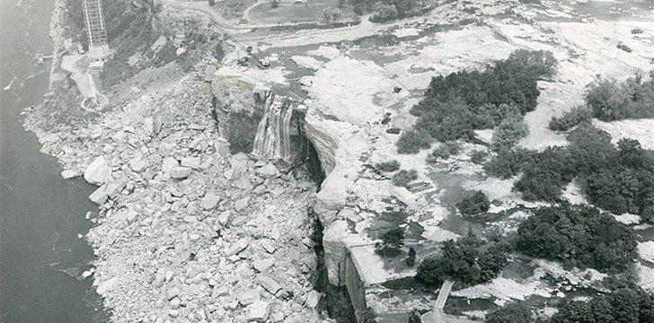 29th March - Niagara Falls Runs Dry Day.