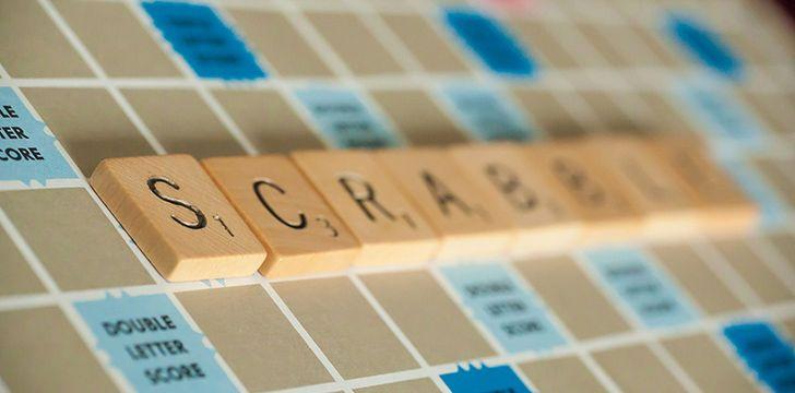 April 13th - Scrabble Day.