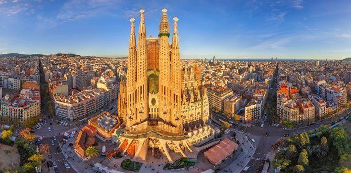 Barcelona - Spain - Top Travel Destinations