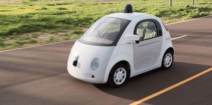 Google's Driver-less Car