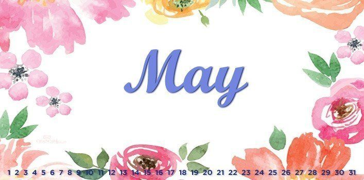31 Special Holidays in May