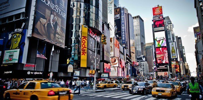 New York, USA - Top Travel Destinations