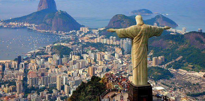 Rio de Janerio, Brazil - Top Travel Destinations