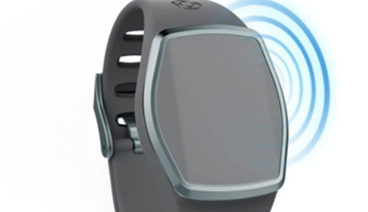 A wearable watch that tracks the state of your health.
