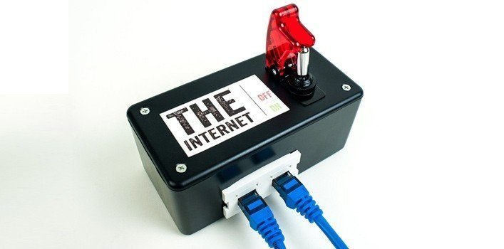 Can The Internet Actually Be Turned Off?