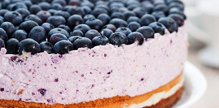26th May – Blueberry Cheesecake Day.
