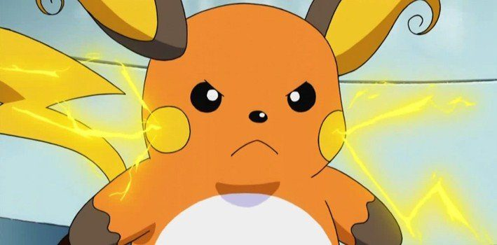 Raichu Facts - Pokemon