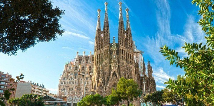 Barcelona Facts - Sagrada Familia