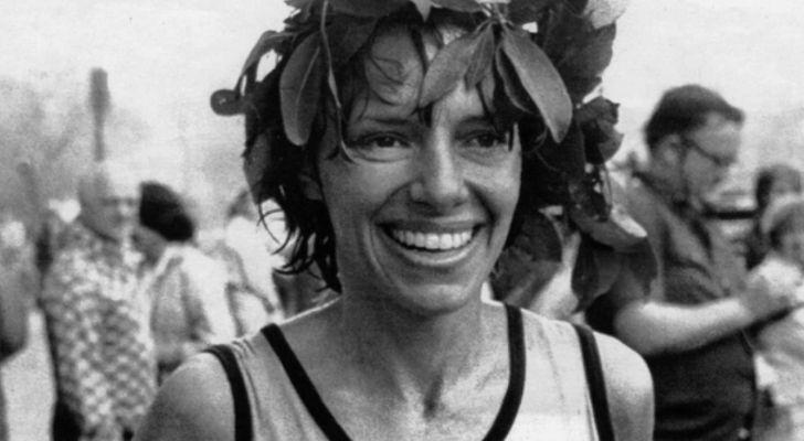 The Boston Marathon didn't allow female runners until 1972.