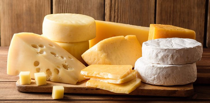 4th June – Cheese Day.
