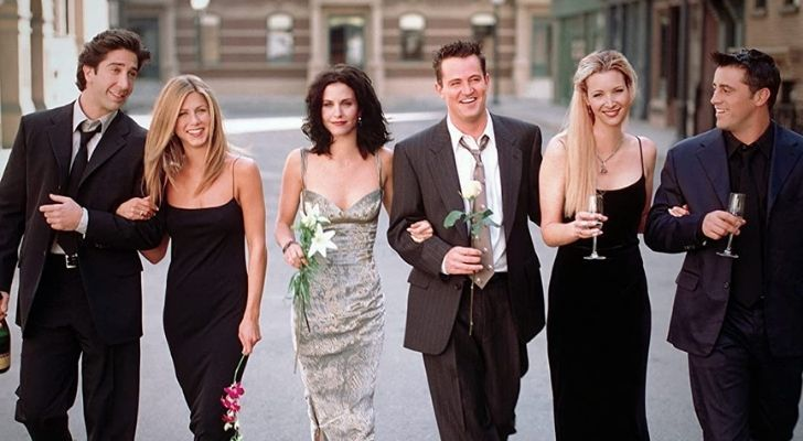 "Although the TV show ""Friends"" is based around life in New York City, the entire show was filmed in California."