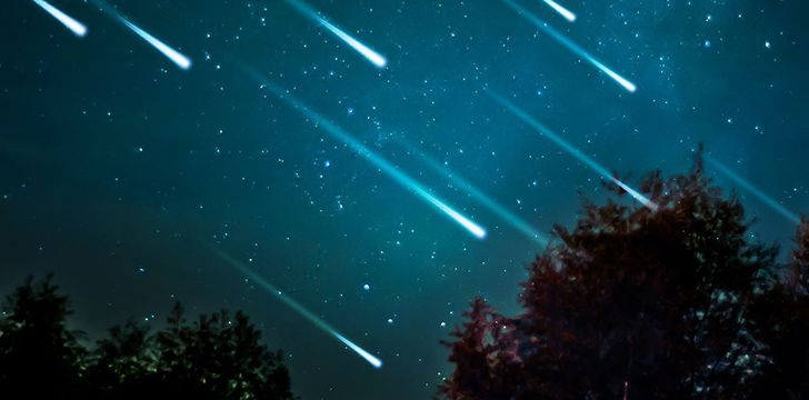 30th June – Meteor Day.