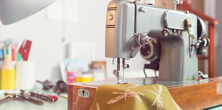 13th June – Sewing Machine Day.