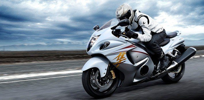 The World's Fastest Production Motorbike