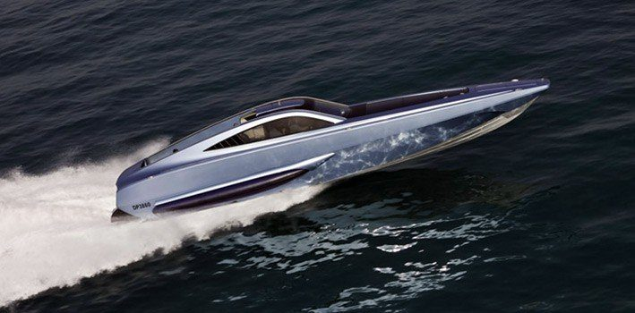 The World's Fastest Production Boat