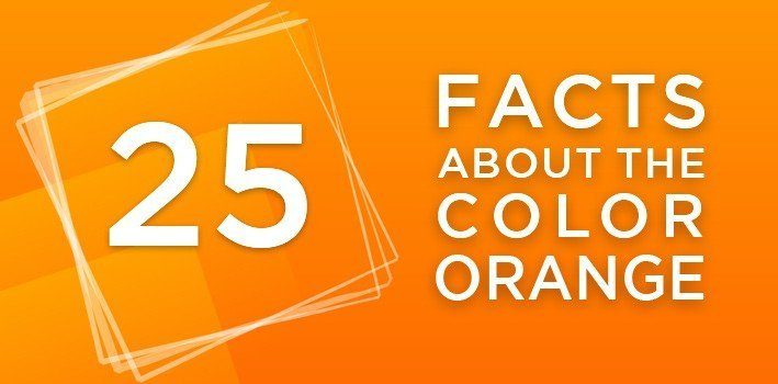 25 facts about the color orange the fact site