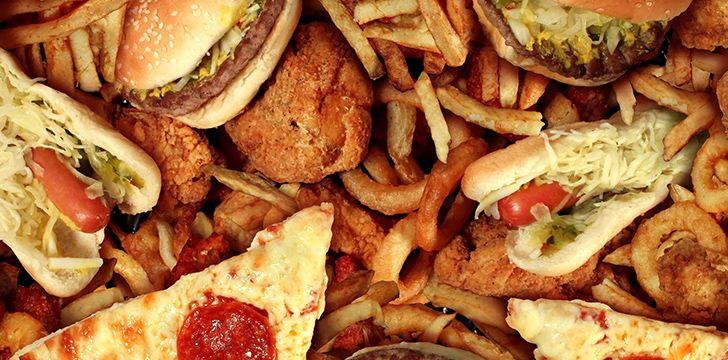 21st July – Junk Food Day.