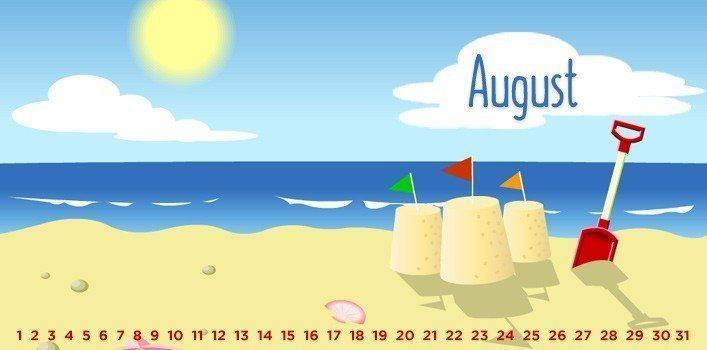 August | Special Days of the Year